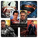 Superman Man of Steel Movie Stickers - 75 Pack