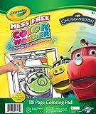 Crayola Color Wonder Chuggington Coloring Pad