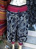 Hmong pants style