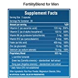 Fertility Blend for Men: 3 Month Supply