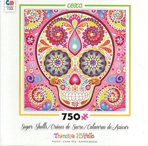 Sugar Skulls - Thaneeya McArdle- Karma Puzzle