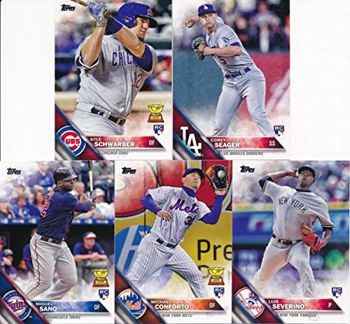 2016 Topps Baseball EXCLUSIVE MASSIVE 705