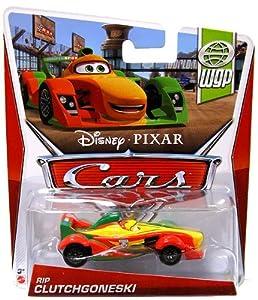 Disney Pixar Cars RIP CLUTCHGONESKI WGP Series #8/17