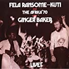 Live With Ginger Baker