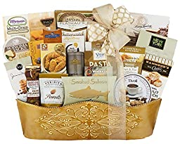 Wine Country Gift Baskets Gourmet Feast Assortment, 10 Pound