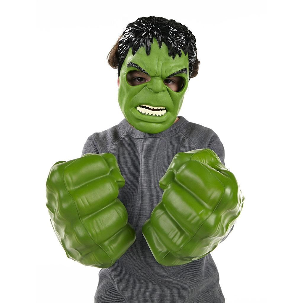 Amazon.com: Marvel Avengers Assemble Hulk Gamma Green