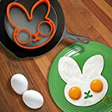 Azerin High Quality Rabbit Silicone Egg Mold Ring Cooking Tools Fried Egg Kitchen Gadgets Cheapest Price