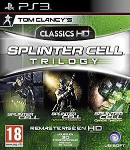 Splinter Cell trilogy : Splinter cell + Chaos theory + Pandora tomorrow