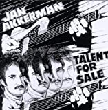 Talent for Sale by AKKERMAN,JAN (2012-02-07)
