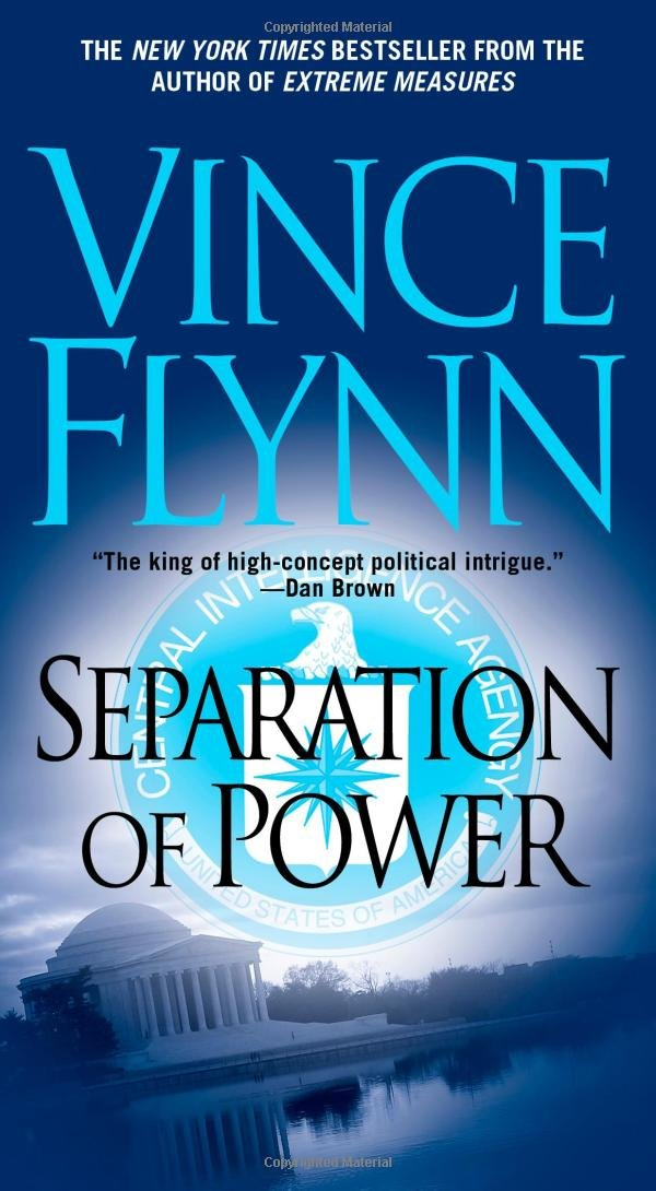 Separation of Power (Mitch Rapp Novels)  - Vince Flynn