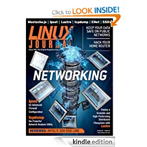 Linux Journal October 2011 Adrian Hannah, Mike Diehl, Reuven Lerner and Henry Van Styn