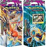 Pokemon X & Y Phantom Forces Burning Winds & Bolt Twister Theme Decks