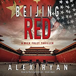 Beijing Red Hörbuch
