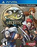 Ys: Memories of Celceta - PlayStation Vita by Xseed