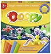 Ravensburger 18426 - Doopy: Monster, Kinderknete, bunt