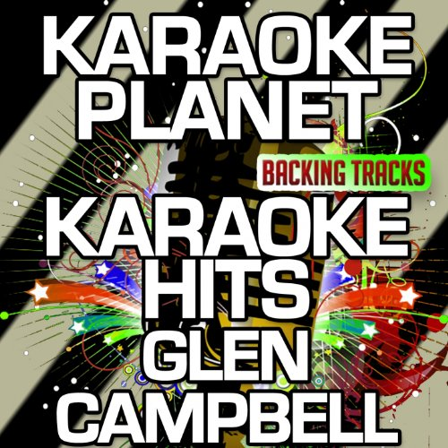 The Hand That Rocks The Cradle (Karaoke Version With Background Vocals) (Originally Performed By Glen Campbell & Steve Wariner) front-669974