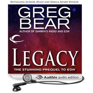 Legacy: A Prequel to Eon (Unabridged)