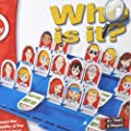 Classic Board Game - Guess Who is it