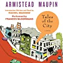 Tales of the City: Tales of the City, Book 1 Hörbuch von Armistead Maupin Gesprochen von: Frances McDormand