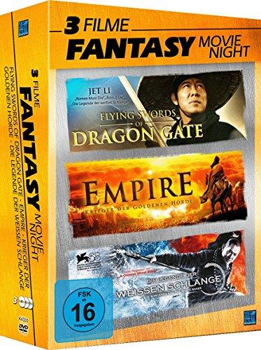 Fantasy Movie Night [3 Disc Set]