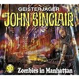 "Zombies in Manhattan/Long Vevon ""John Sinclair"""