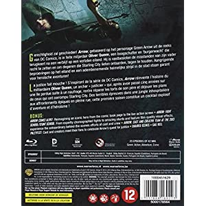 ARROW Saison 1 [Blu-ray]