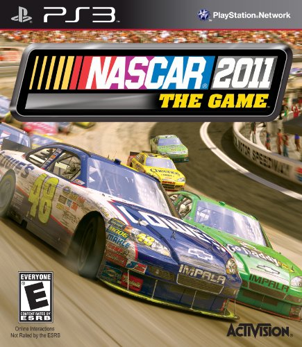 NASCAR 2011: The Game - Used (PS3)