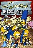 Les Simpson, Tome 2 : Un sacré foin ! : L'affaire du gilet ; Homer est presque maire