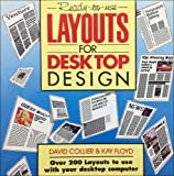 Ready-To-Use Layouts for Desktop Design (0891342877) by Collier, David