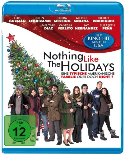 Nothing like the holidays (Blu-ray)