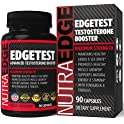 NutraEdge Mens Testosterone Supplement (90 Caplets)