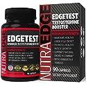 NutraEdge Mens Testosterone Supplement (90 Caplets)