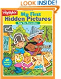 My First Hidden Pictures Volume 4: Spy the Horseshoe