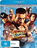 Street Fighter: The Ultimate Battle (Deluxe Edition) Blu-Ray