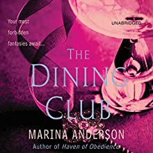 The Dining Club (       UNABRIDGED) by Marina Anderson Narrated by Lulu Russell