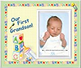 Our First Grandson - Picture Frame Gift