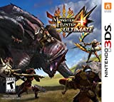 61Nkm8vfDCL. SL160  #5: Monster Hunter 4 Ultimate Standard Edition   Nintendo 3DS