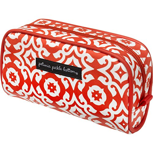Petunia Pickle Bottom Powder Room Case, Relaxing/Rimini (Petunia Pickle Bottom Makeup Bags compare prices)