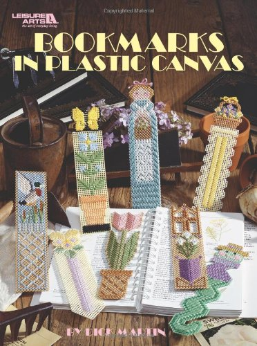 Bookmarks in Plastic Canvas