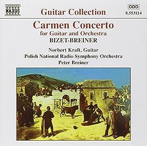 Guitar Collection - Peter Breiner (Bearbeitungen von Granados und Bizet)