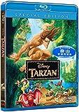 Tarzan (Region Free Blu-ray) (Hong Kong Version) Special Edition (Cantonese & Mandarin dubbed / Chinese subtitled)