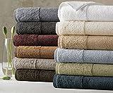Calvin Kleith LUSH Collection Hand Towel, Shitake
