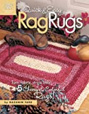 Quick & Easy Rag Rugs (Annies Attic: Crochet)