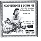 Memphis Minnie & Kansas Joe Vol. 3 (1931 - 1932)