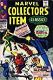 img - for Marvel Collectors' Item Classics #14, April 1968. Fantastic Four, Spider-Man, Hulk, Dr. Strange book / textbook / text book