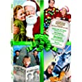 Christmas Favourites Collection (Miracle on 34th Street/Deck the Halls/Home Alone 2: Lost in New York/Prancer) (Bilingual)