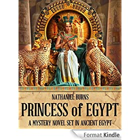 Princess of Egypt - A Mystery in Ancient Egypt (The Mummifier's Daughter Series Book 2) (English Edition)