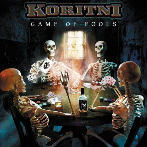 Original album cover of Game Of Fools by Koritni