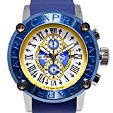 [カプリウォッチ]CAPRI WATCH 腕時計 Freemen Capri Clock Art. 5314 ペアウォッチ [並行輸入品]