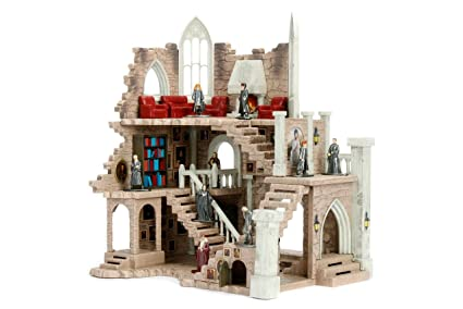 Jazwares 99185 Nano Metalfigs - Harry Potter Collectors Environment - Hogwarts